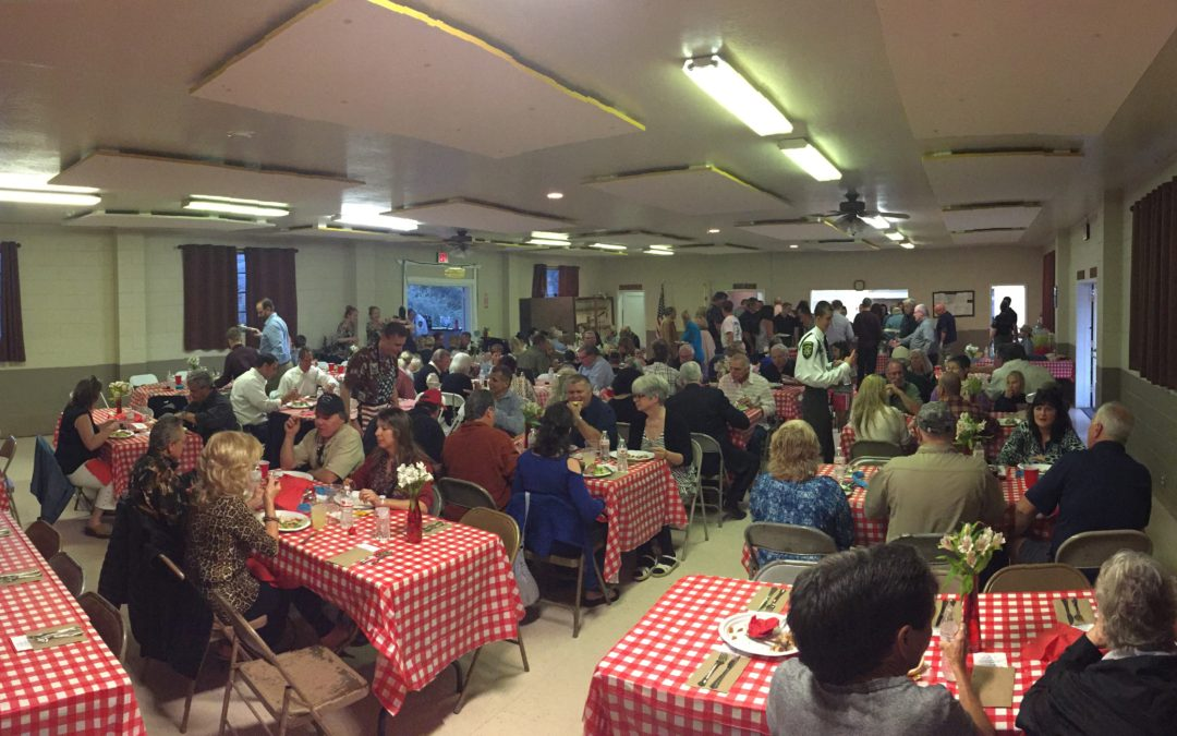El Dorado County Republican Central Committee Hosts First Responders Dinner | click to view photos