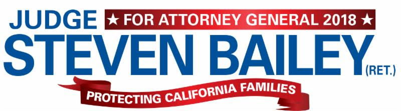 Judge Steven Bailey (RET) Embraced By California Republican Delegates   Click to View full Article